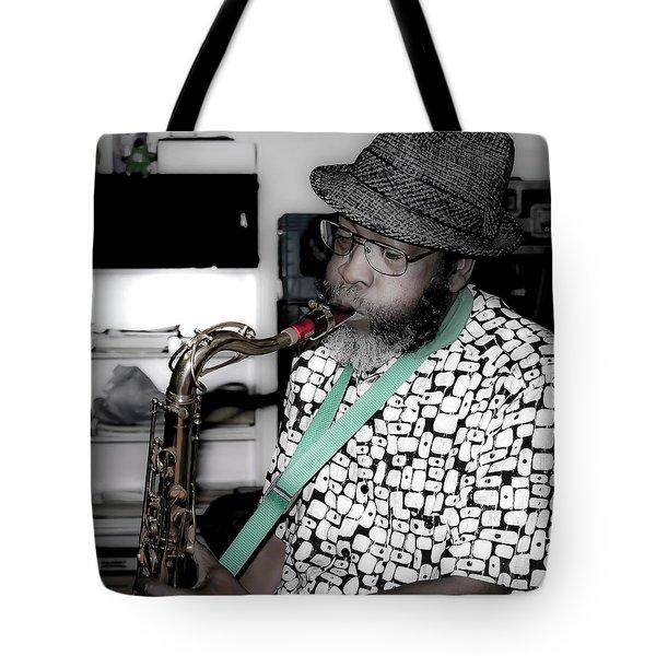Steve Gundhi Tote Bag