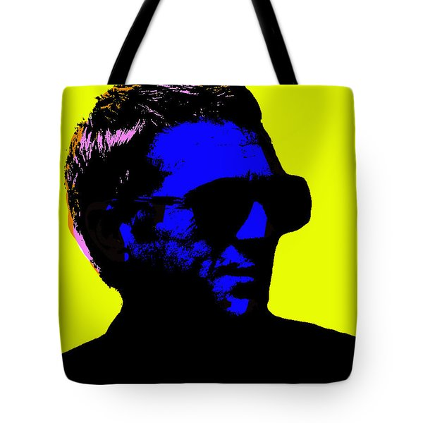 Steve Mcqueen Tote Bag by Emme Pons