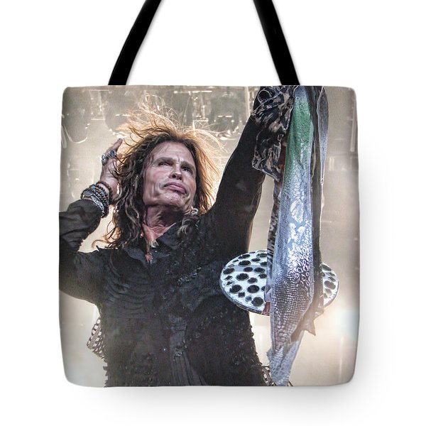 Tote Bag featuring the photograph Steven Gives by Traci Cottingham