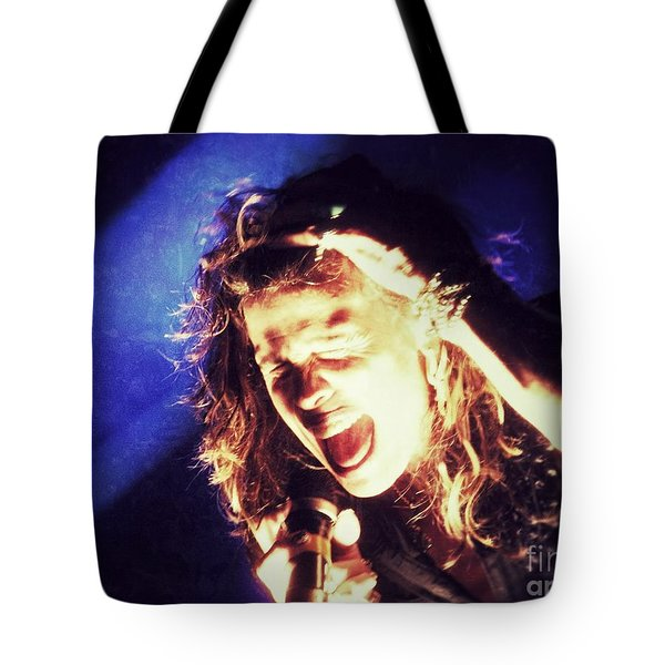Steven In Color Tote Bag by Traci Cottingham