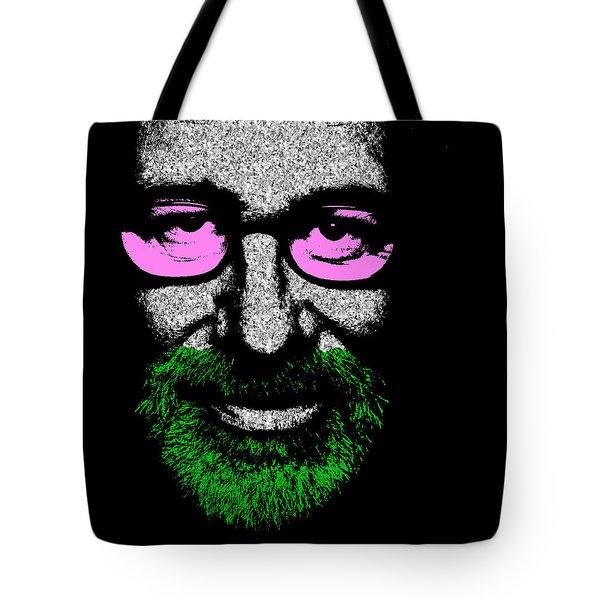 Steven Spielberg Tote Bag