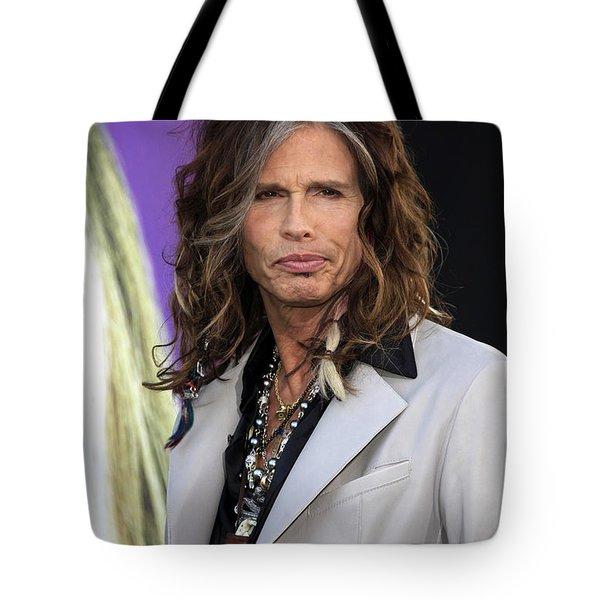 Steven Tyler Tote Bag