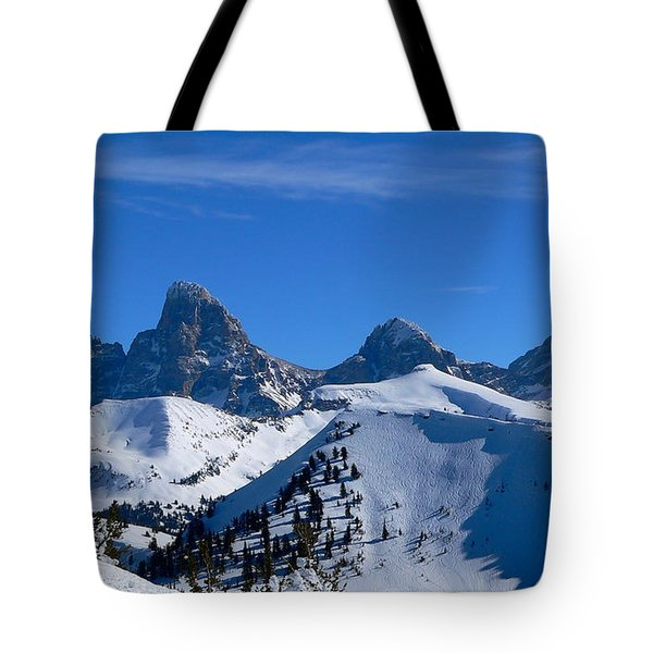 Steve Baugh Bowl Tote Bag
