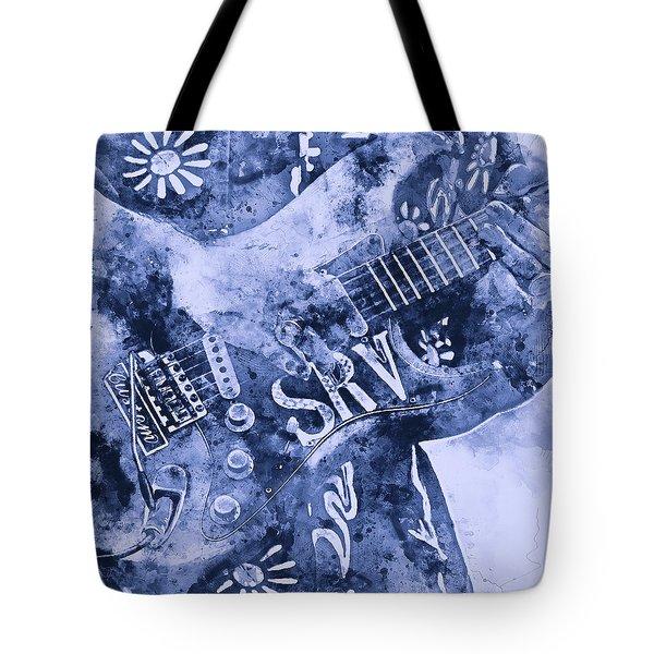 Stevie Ray Vaughan - 04 Tote Bag