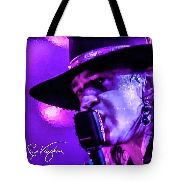 Stevie Ray Vaughan- Voodoo Chile Tote Bag