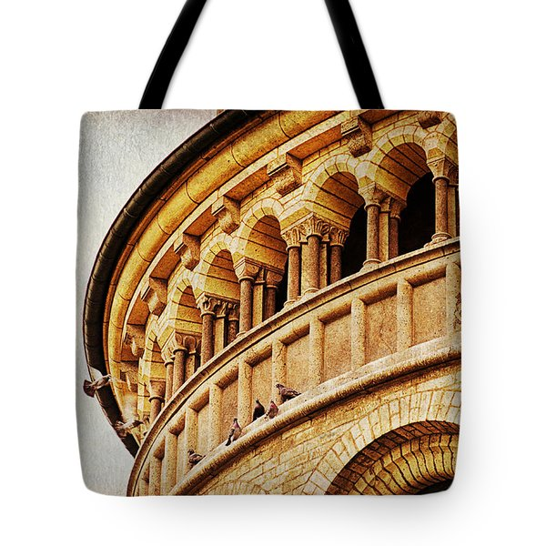 St. Gereon Church In Cologne, Germany Tote Bag
