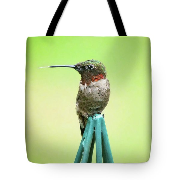 Stick Out Your Tongue Tote Bag