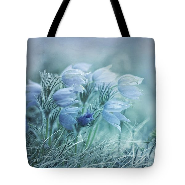 Stick Together Tote Bag by Priska Wettstein