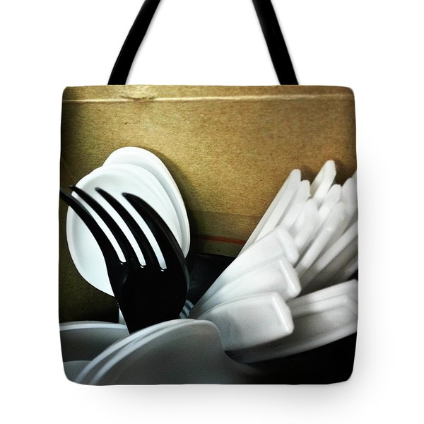 Stickin Out Tote Bag