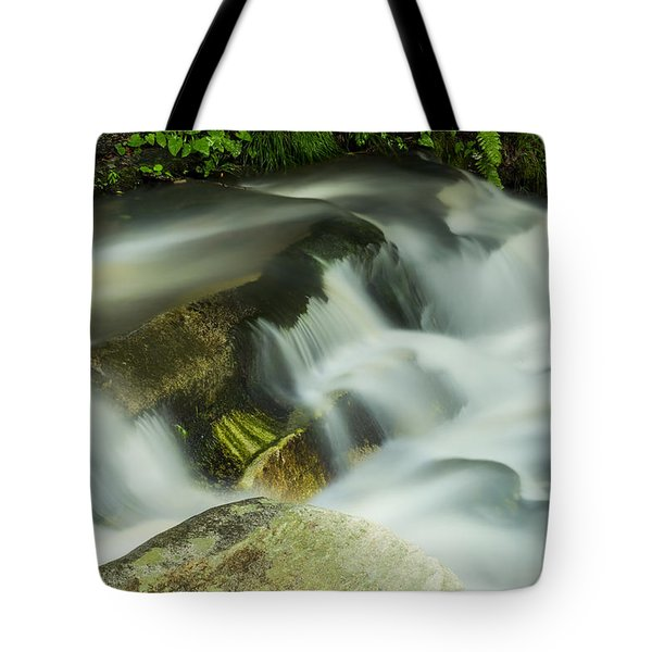 Stickney Brook Flowing Tote Bag