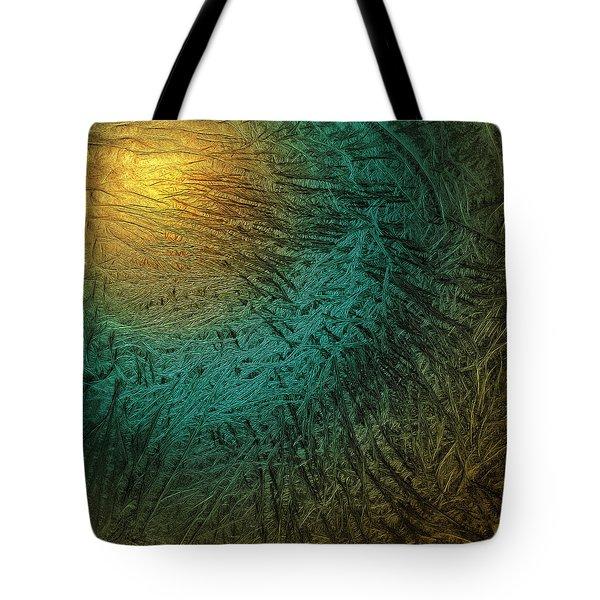 Stiff Breeze Tote Bag