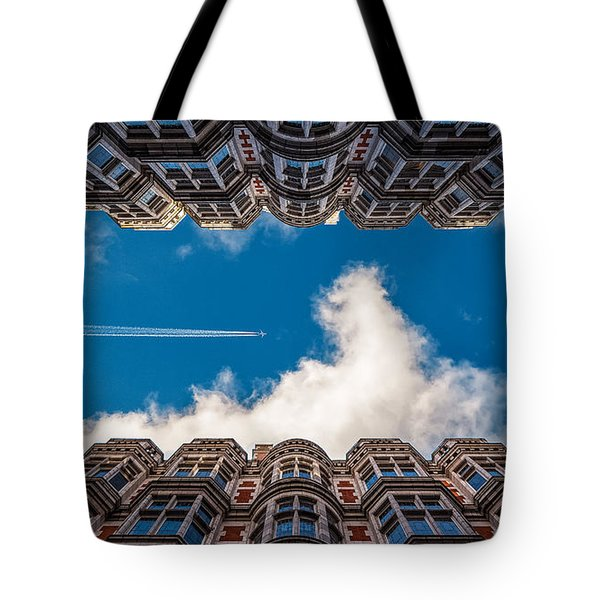Stiff Neck Tote Bag