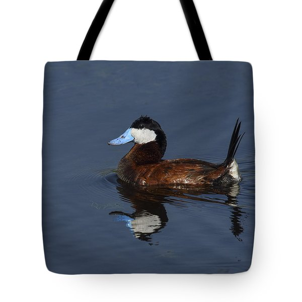 Stiff Tail Tote Bag by Tony Beck
