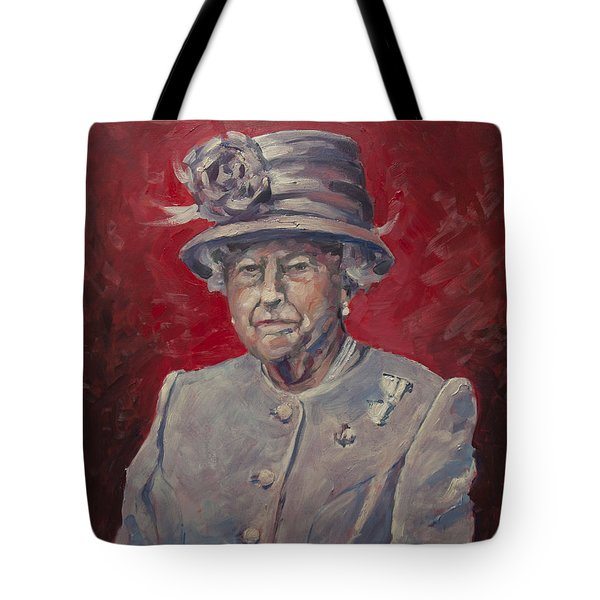 Stiff Your Upperlip And Carry On Tote Bag