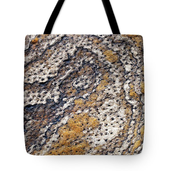 Tote Bag featuring the photograph Stigmaria by Tim Gainey