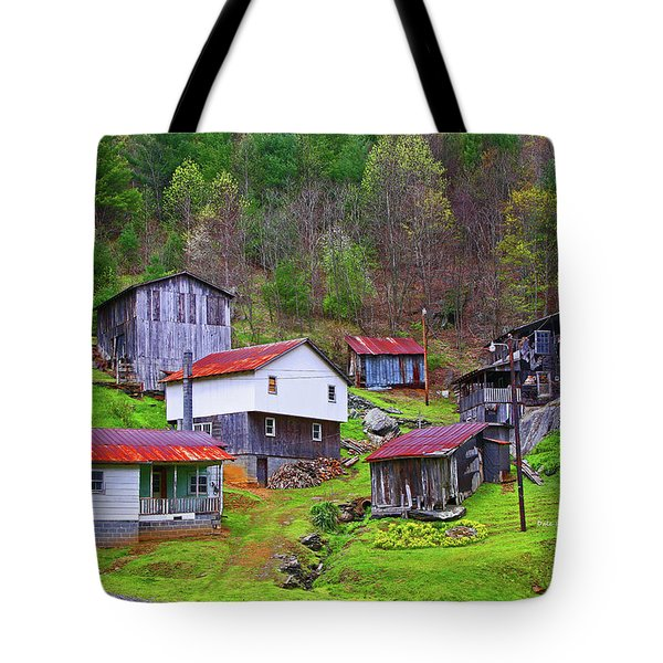 Stike Holler Tote Bag by Dale R Carlson