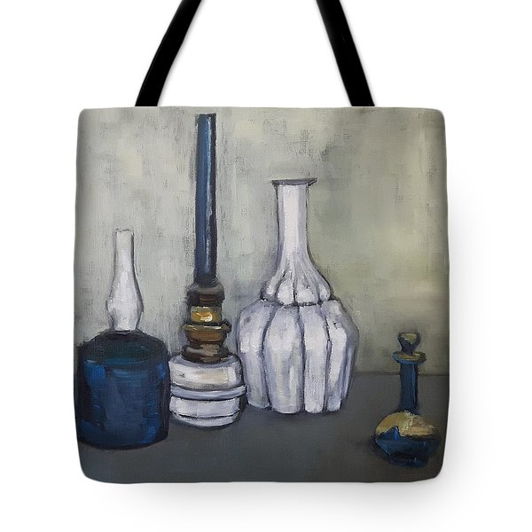 Still After G. Morandi Tote Bag