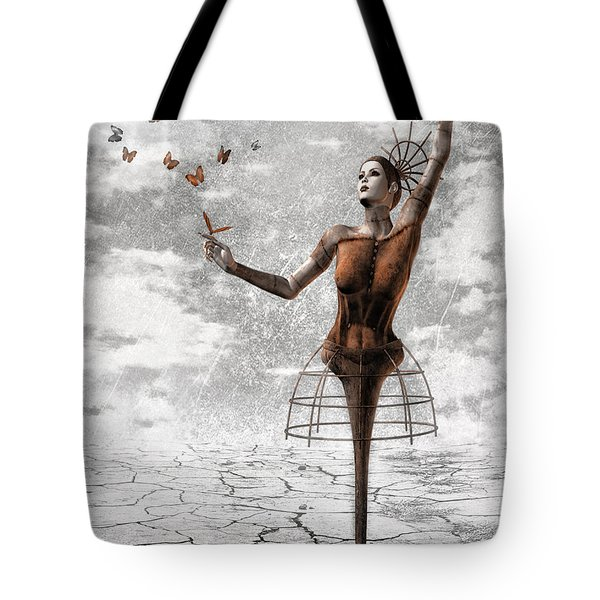 Still Believe Tote Bag
