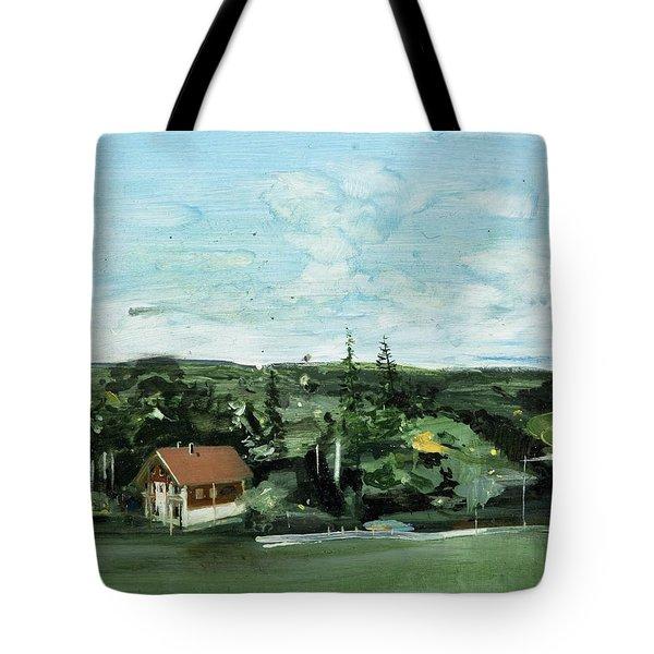 Still  Cabaret Tote Bag