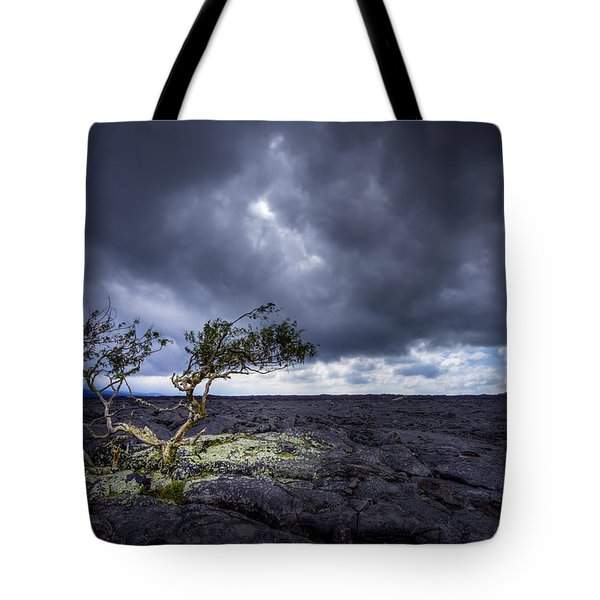 Still Fighting Tote Bag