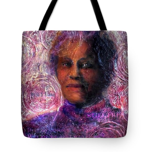 Still I Rise - Oil Wells Tote Bag