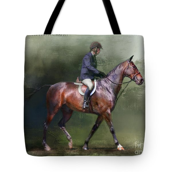 Still Learning Tote Bag by Kathy Russell