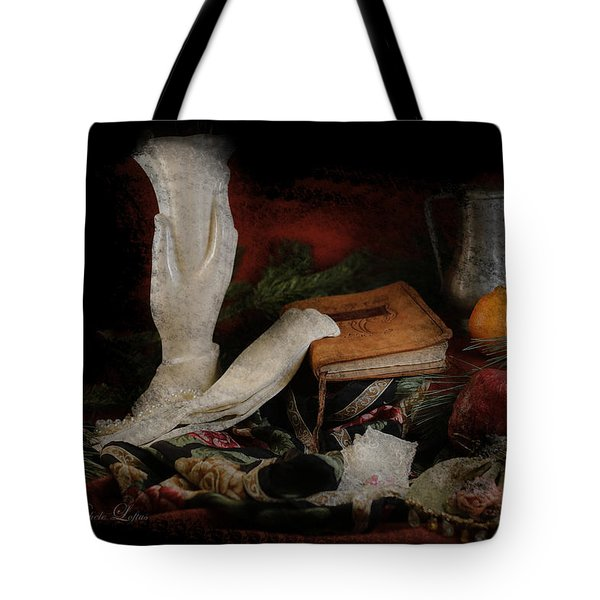 Tote Bag featuring the digital art Still Life 4102a by Michele A Loftus