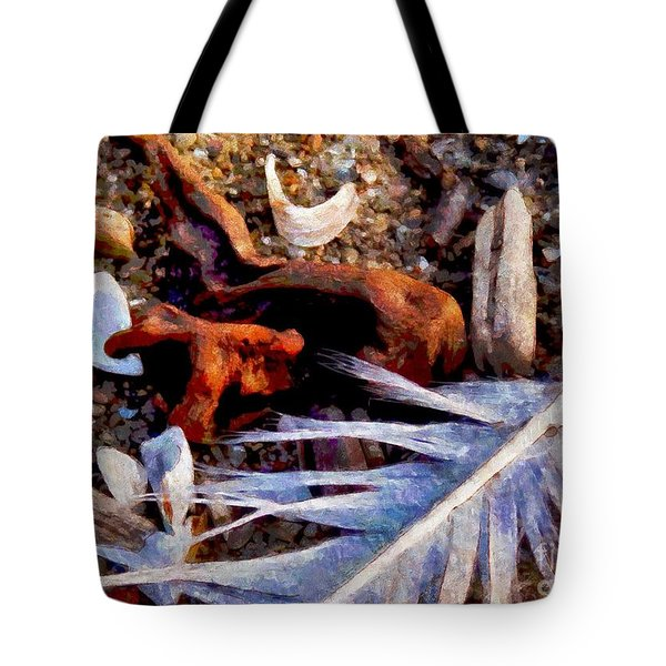 Still Life At Beach 2015 Tote Bag