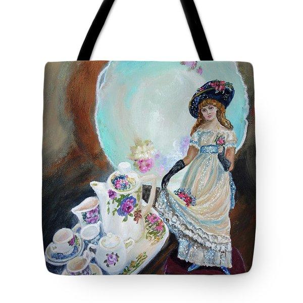 Still Life Emerging Tote Bag