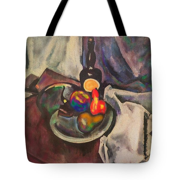 Tote Bag featuring the photograph Still Life. Homage To A.v. Kuprin by Vladimir Kholostykh