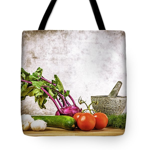 Tote Bag featuring the photograph Still Life I by Stefan Nielsen