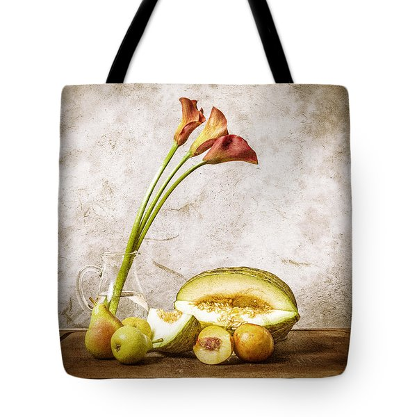 Tote Bag featuring the photograph Still Life II by Stefan Nielsen