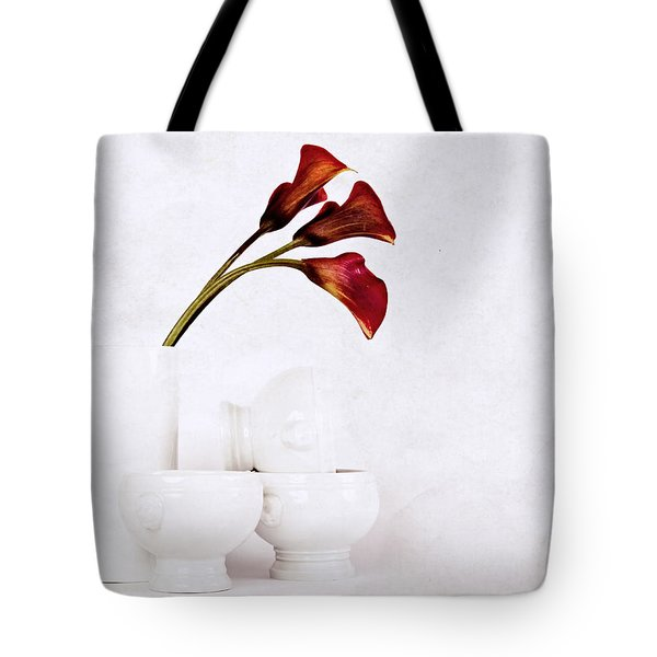 Tote Bag featuring the photograph Still Life IIi by Stefan Nielsen