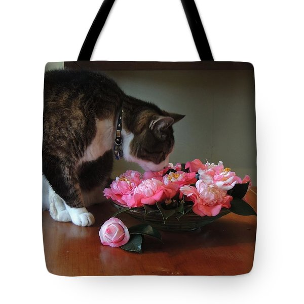 Still  Life Interrupted  Tote Bag