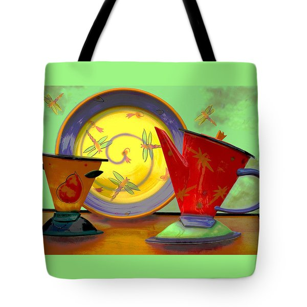 Still Life One Tote Bag by Jeff Burgess
