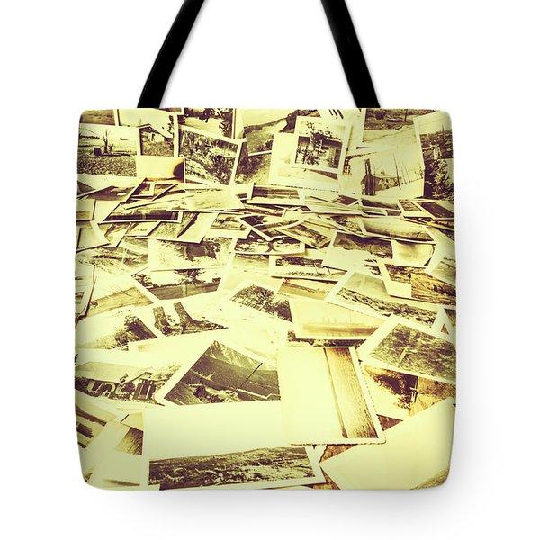 Still Life Review Tote Bag
