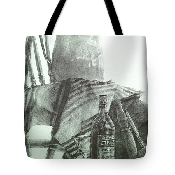 Still Life Tote Bag by Roro Rop