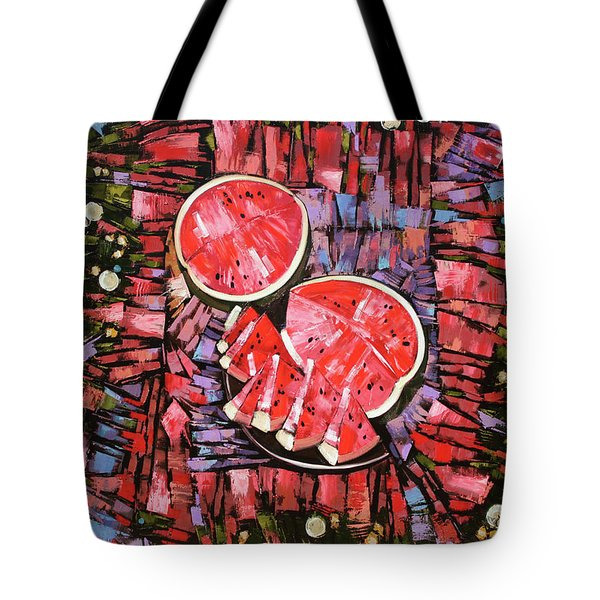 Still Life. The Taste Of Summer. Tote Bag