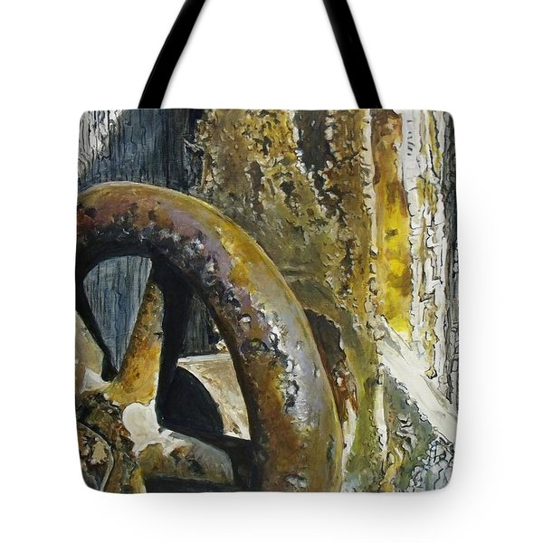 Still Life Time Tote Bag