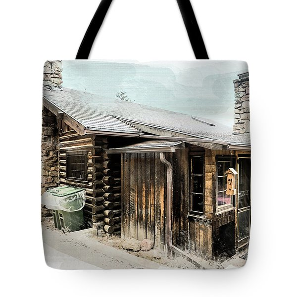 Still Livable Tote Bag