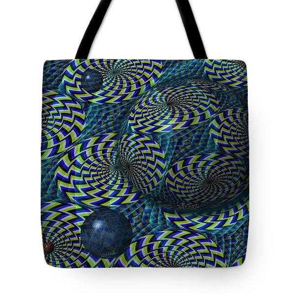 Still Motion Tote Bag