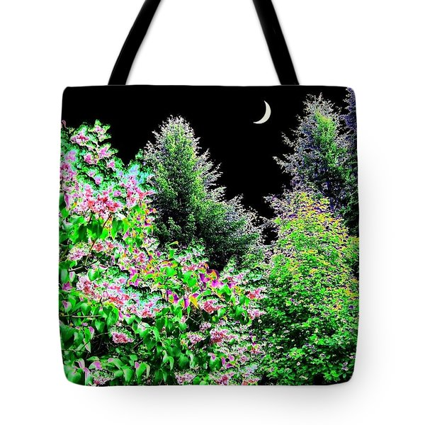 Still Of The Night Tote Bag by Will Borden