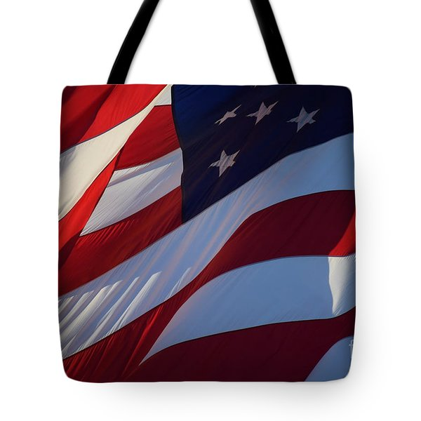 Still Our Flag. Tote Bag