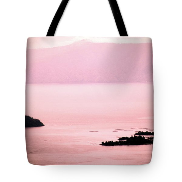 Still The Day Begins Tote Bag