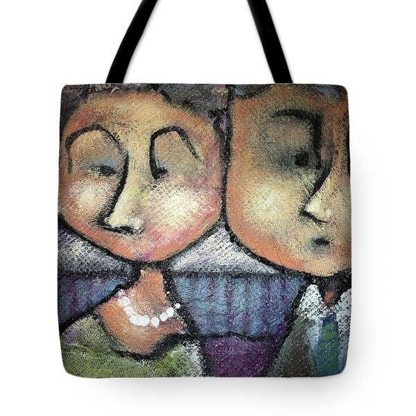 Still Together Tote Bag