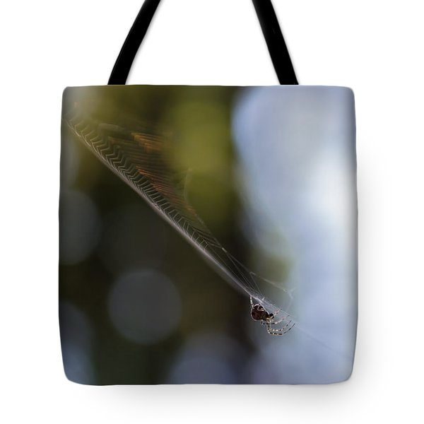 Still Vibration Tote Bag