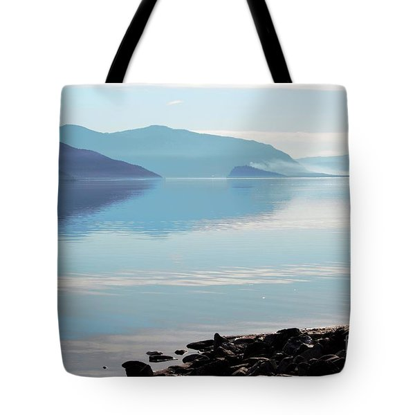 Tote Bag featuring the photograph Still by Victor K