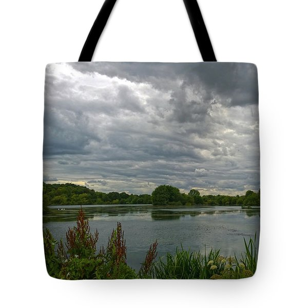 Still Waters Tote Bag by Anne Kotan