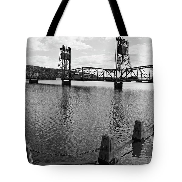 Still Waters In Stillwater Tote Bag