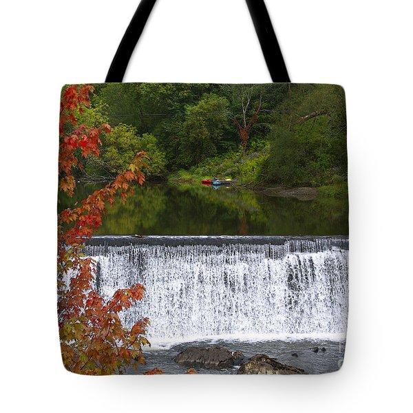 Stillness Of Beauty Tote Bag